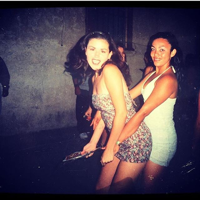 1997 Lincoln heights house party (Xotic- from The Lost Girls & Lucious from The Midnight Hoochies) #LAPartyCrews