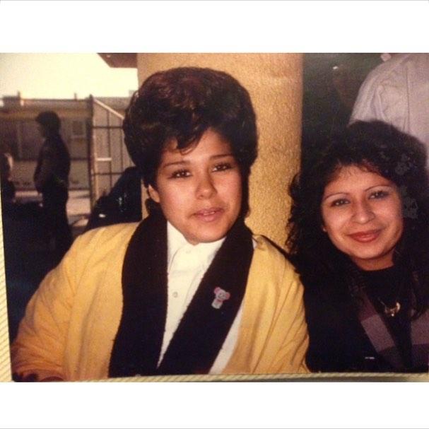 #Homegirls #LosAngeles #80s #SouthernCali @r4yr4y