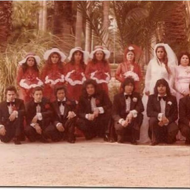 LA SMOKEY'S  Quinceañera #Lawndale and #TFlats 1975 @167thstreet