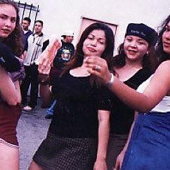 ~Seductive Ones~ circa 1995 #LAPARTYCREWS 🔊📟🔊