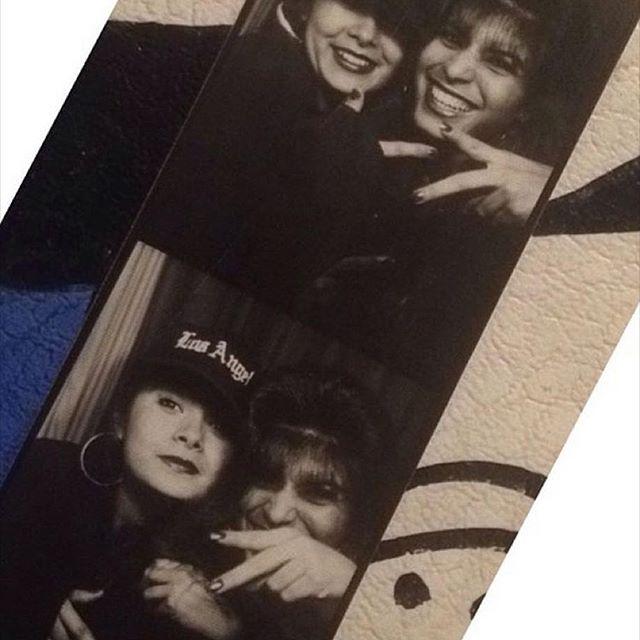 ~Los Angeles~ Dawn & Jackie (photo by : @morningdawn ) City Of Hawthorne & Lawndale 1988 #Leuzinger