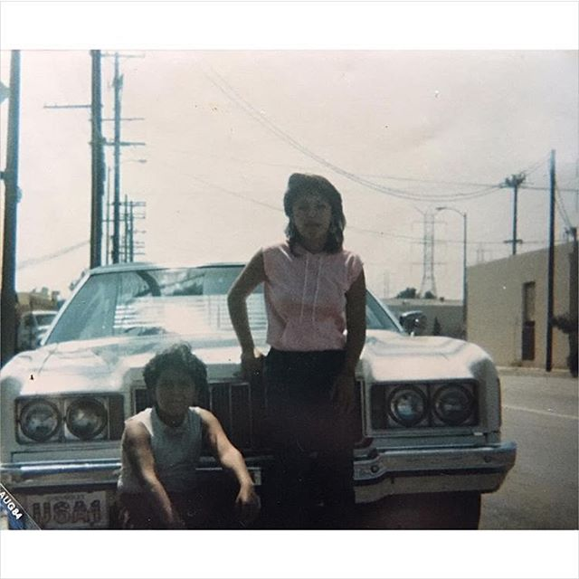 Joel and Irene August 1984 #WATTS (photo: @jessemblue )