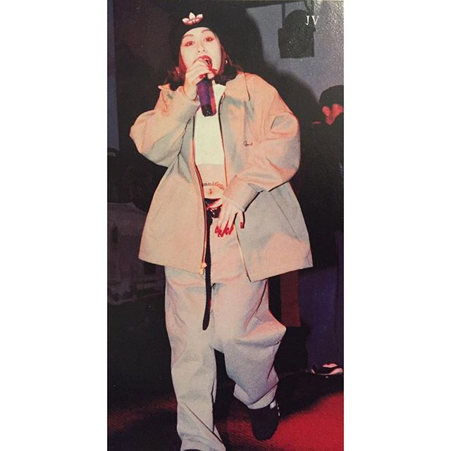 That #JV again #LowriderMagazine #StreetBeatMagazine #ThumpRecords 1995 #TheHop