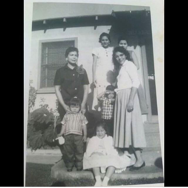 #SanFernando 1958 #Califas La madre, Las tias y abuelas del homie  @doeboy818  thanks for repping #SanFern 🙌🌹