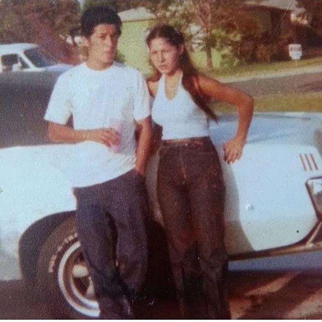 Tony & Connie #Anaheim #SouthernCali @caragon1980