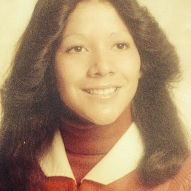La Serna High. Whittier CA 1976 (photo: @poshsquatter )