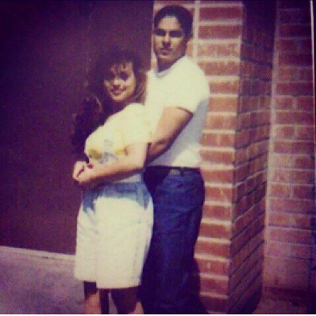 Gilbert and Irene #ValindaCali #90s #Califas
