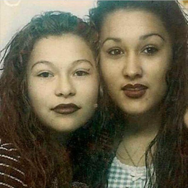 Venice High School days 90's (photo by: @lilcarmxo ) 💋💋 #SouthernCalifornia