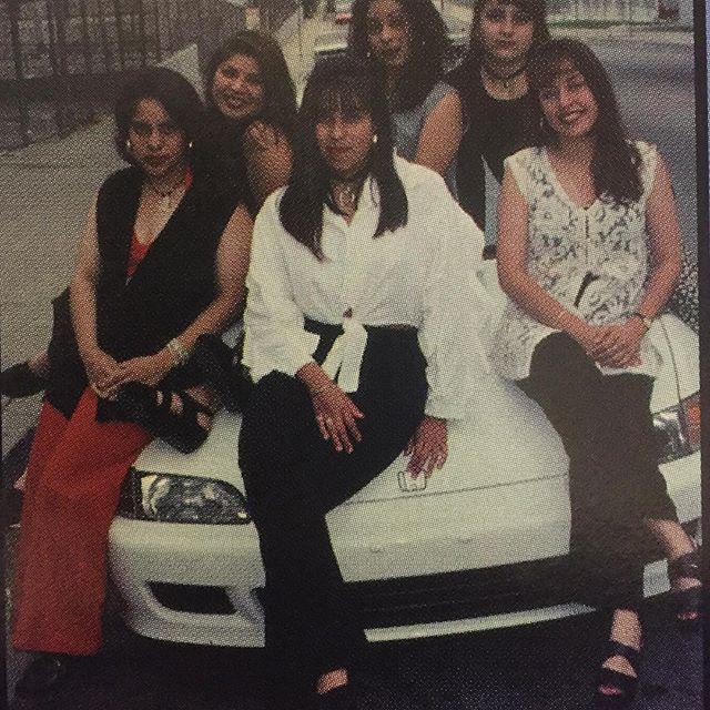 Mentirosa Crew early 90s #StreetBeatMagazine
