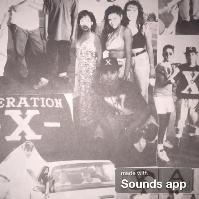~Operation X~ #MrKoolAid #MixTapes #Raza #LosAngeles #TBT