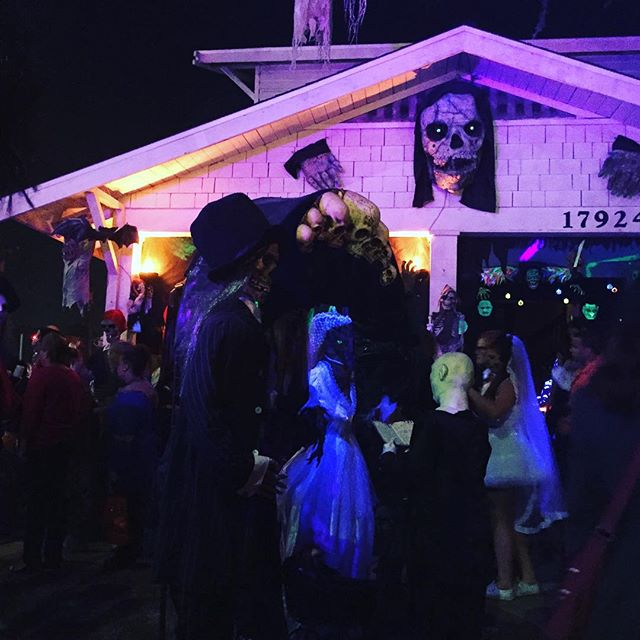 Covina gets down on Halloween Night 🔪