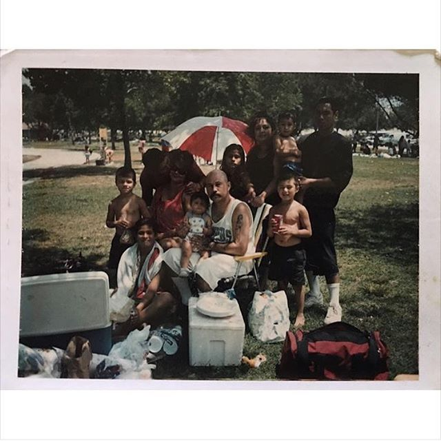 Who else went to Santa Fe Dam as a kid?  1992 family picnic (photo: @jessemblue )