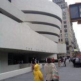 Guggenheim Museum - Building is amazing! - New York, NY, United States