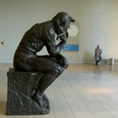 Hammer Museum - Thinkers of a different kind - Los Angeles, CA, United States