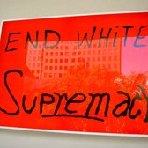 Hammer Museum - End White Supremacy - Los Angeles, CA, United States