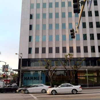 Hammer Museum - Hammer Museum building on Wilshire - Los Angeles, CA, United States