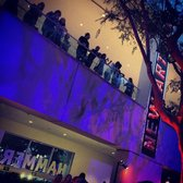 Hammer Museum - KCRW Sponsored summer nights event - wonderful time of dancing DJs drinks and art. - Los Angeles, CA, United States