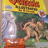 "Hammer Museum - R. Crumb ""The Book of Genesis"" Comicbook - Los Angeles, CA, United States"