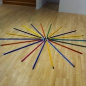 Bronx Museum of the Arts - Tony Fehrer's ring of mop stick - Bronx, NY, United States