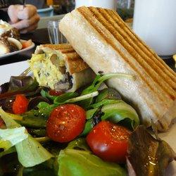 Espresso 77 - Veggie Breakfast Wrap - Jackson Heights, NY, United States