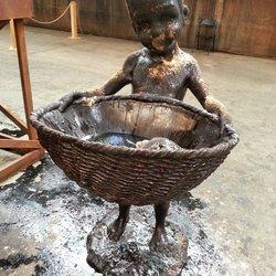 A Subtlety By Kara Walker - Blackamoor Statue - Brooklyn, NY, United States