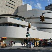 Guggenheim Museum - New York, NY, United States