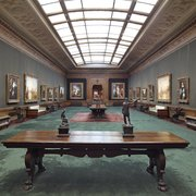 Frick Collection - The West Gallery of The Frick Collection - New York, NY, United States