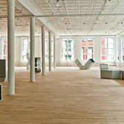 Artists Space Exhibitions - Charlotte Posenenske, Artists Space, 2010. Photo: Daniel Pérez - New York, NY, United States