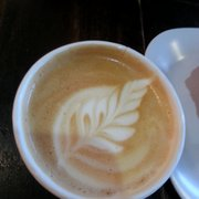 Espresso 77 - Coffee art - Jackson Heights, NY, United States