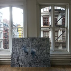 Artists Space Exhibitions - Deer in the window - New York, NY, United States