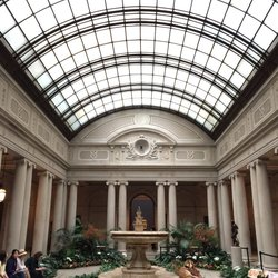 Frick Collection - Courtyard where you meet to take the free guided tour - New York, NY, United States